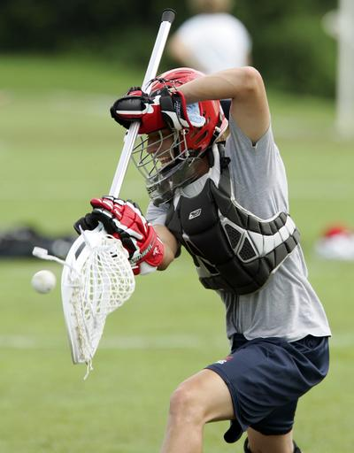 Lacrosse Attack Drills