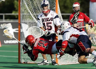 Lacrosse Middie Drills